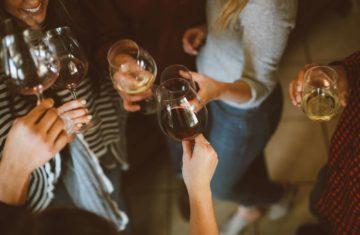 výroba vína k rychlé spotřebě
