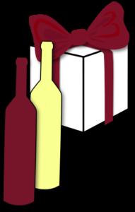 Víno jako dárek